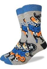 GOOD LUCK Good Luck Sock Pirates 1274