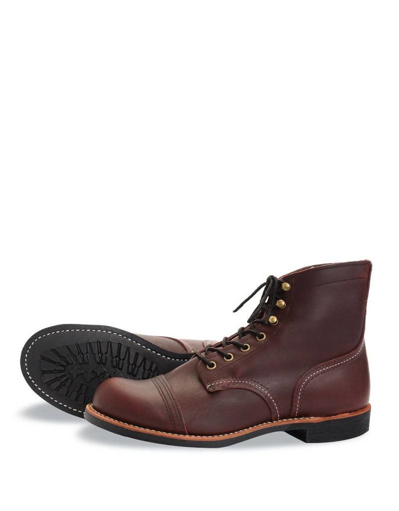 RED WING RED WING SHOES HOMMES IRON RANGER 8119