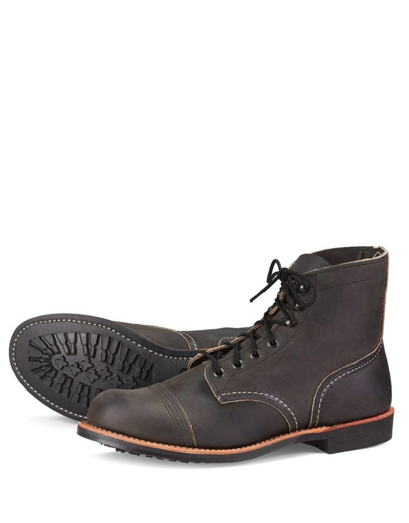 RED WING RED WING SHOES HOMMES IRON RANGER 8086