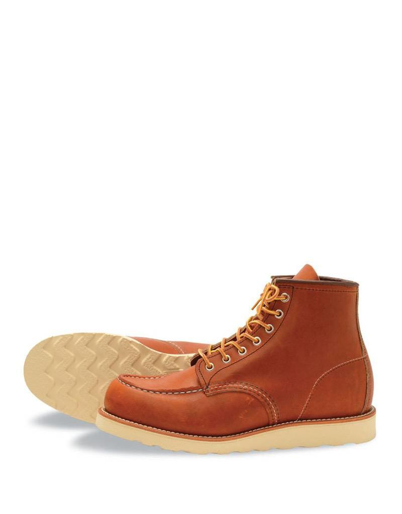 RED WING RED WING SHOES MEN'S CLASSIC MOC 875