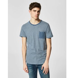 SELECTED SELECTED MEN'S FRANK O-NECK TEE 16060664