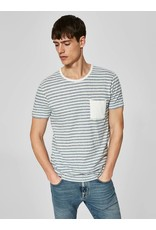 SELECTED SELECTED HOMMES FRANK O-NECK TEE 16060664