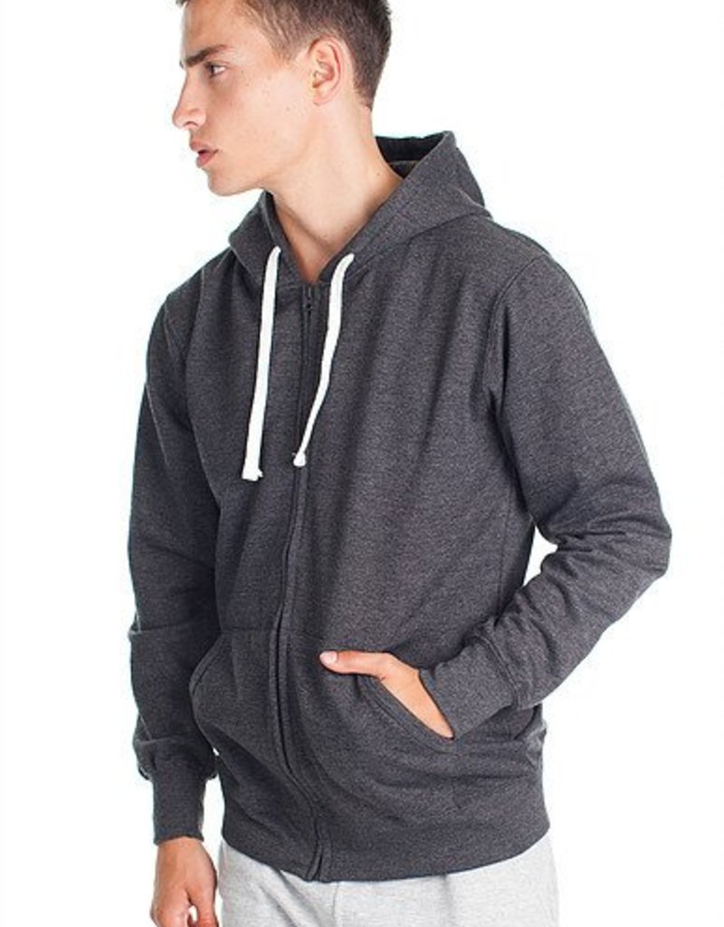 SCHRETER MEN'S FLEECE ZIP HOODIE MR920