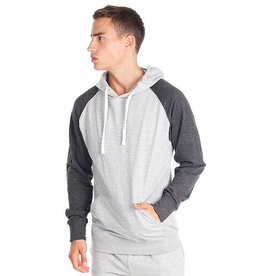 SCHRETER HOMMES TWO TONE FRENCH TERRY HOODIE MRT888
