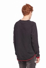 KUWALLA KUWALLA MEN'S DOUBLE SCOOP KNIT KUL-KN1927B