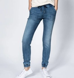 DISH DISH WOMEN'S DENIM JOGGER DS8A258