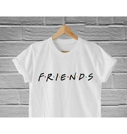 FRIENDS FEMMES  T-SHIRT