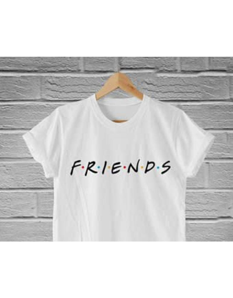 FRIENDS WOMEN'S T-SHIRT