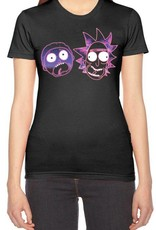 JOAT RICK AND MORTY WOMEN'S SPACE HEADS RM0039-T2000C
