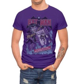 JOAT BATMAN JOKER'S BACK IN TOWN DC1272-T1031C