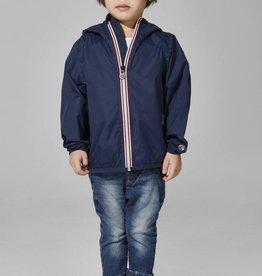 08 LIFESTYLE KID'S FULL ZIP PACKABLE JACKET