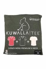 KUWALLA KUWALLA MEN'S 3 PACK T-SHIRTS KUL-RV080