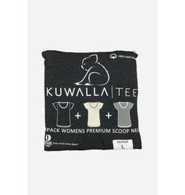 KUWALLA KUWALLA FEMMES 3 PAIRE T-SHIRTS KUL-LCG2008