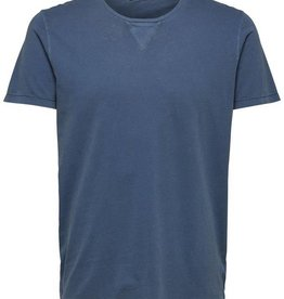 SELECTED SELECTED MEN'S CHAP O-NECK TEE 16060665