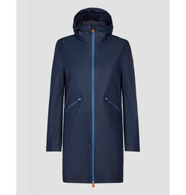 SAVE THE DUCK SAVE THE DUCK FEMMES HOODED COAT-S4428W-RAIN