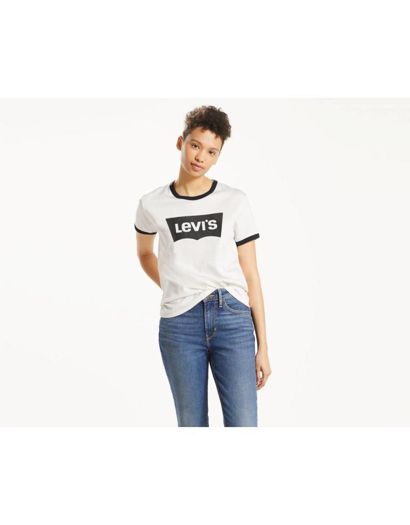 LEVI'S LEVI'S FEMMES RINGER TEE 35793-0010