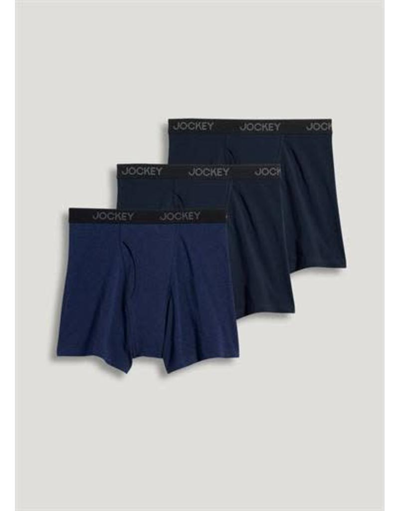 JOCKEY MEN'S 3 PACK BOXER EXTENSIBLE 7728