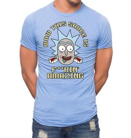 JOAT RICK AND MORTY F**KIN AMAZING SAUCE RM0026-T1031H