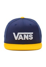 VANS VANS DROP V II SNAPBACK VN0A36OR PIR/DRESS BLUE/GOLD