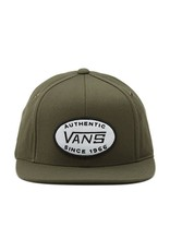 VANS VANS ADLAND 8 PANEL STRAPBACK VN0A36YZKCZ GRAPE LEAF