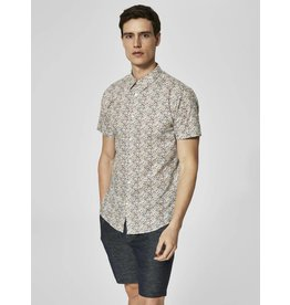 SELECTED SELECTED HOMMES ONE PRINT CHEMISE 16061583