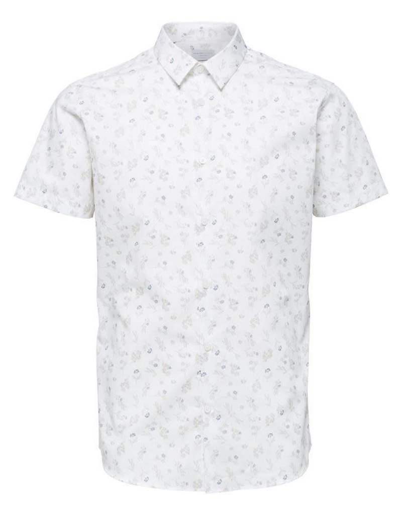 SELECTED SELECTED MEN'S ONE PRINT CHEMISE 16061583
