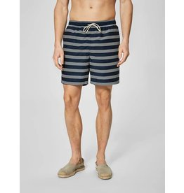 SELECTED SELECTED HOMMES HERITAGE NATATION SHORT 16059740