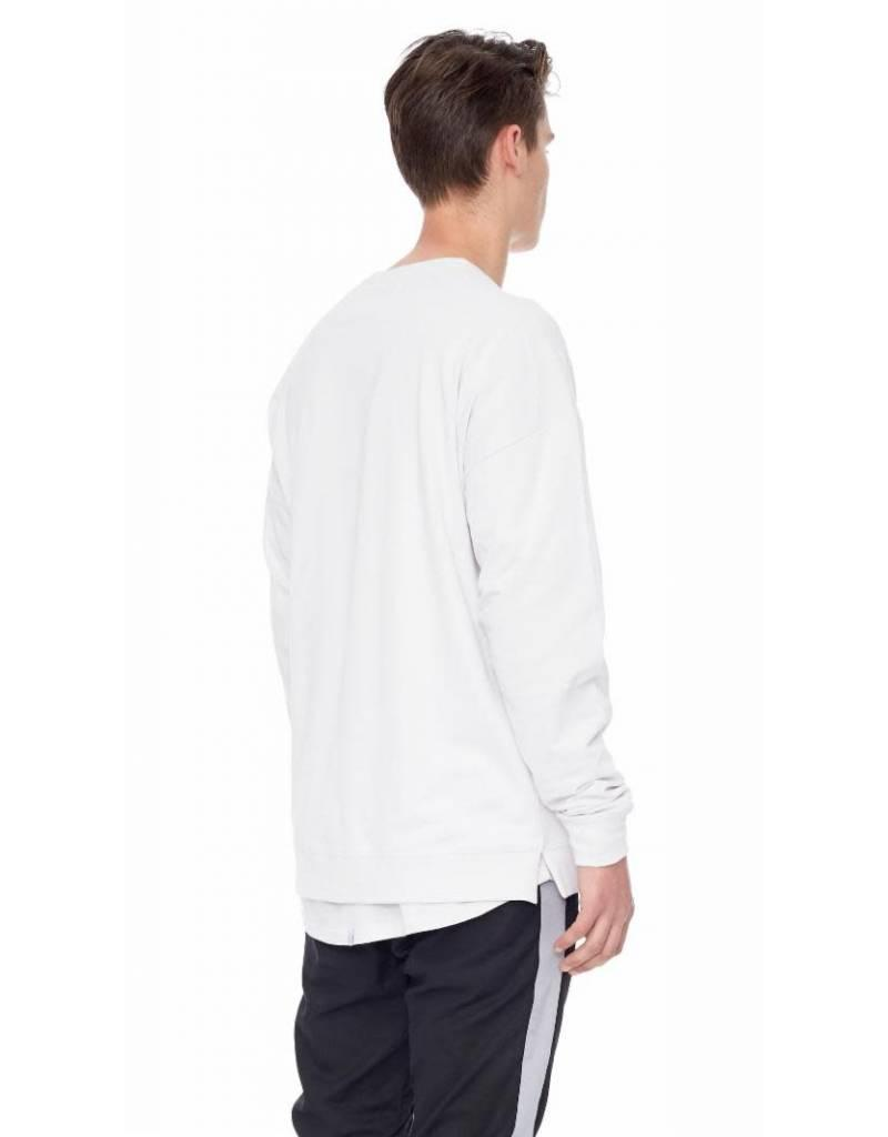 KUWALLA Kuwalla Drop Shoulder Split Hem KUL-SC1801B
