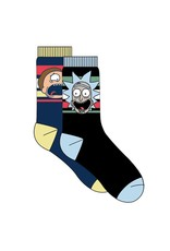 JOAT Rick And Morty Black Rick 2 Paire IN1579-A7044