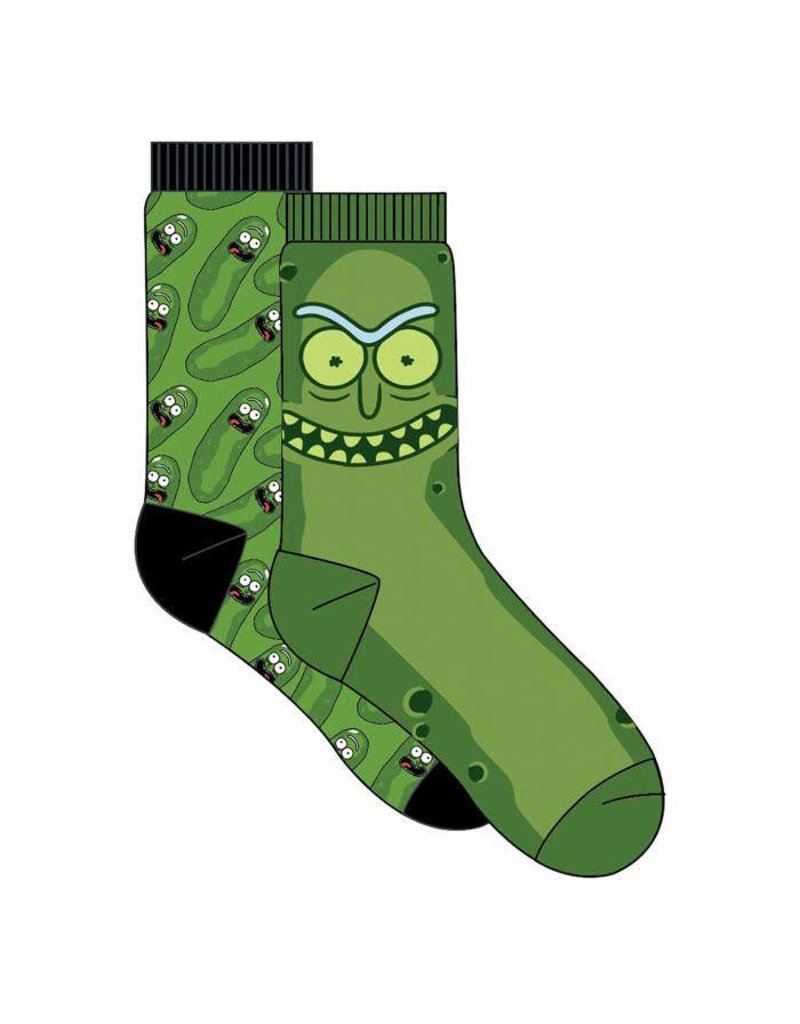 JOAT Rick And Morty Green Pickle 2 IN1576-A7044