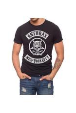 JOAT Anthrax - NYC Biker Patch GL0044-T1031C