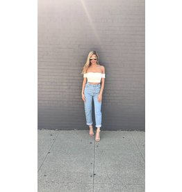 LEXI DREW Grommet Jeans