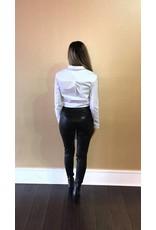 LEXI DREW 254 Front -Tie Shirt