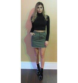 LEXI DREW Mini Skirt
