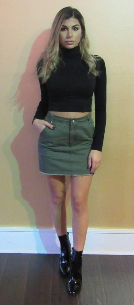 LEXI DREW 211 Mini Skirt