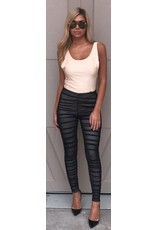 LEXI DREW 505 Shirred Legging