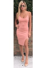 LEXI DREW 782 Slit Dress