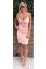 LEXI DREW 655 Fitted Dress