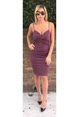 LEXI DREW 653 Knotted Midi