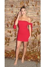 LEXI DREW 872 Arm Tie Dress