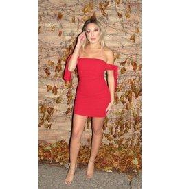 LEXI DREW Mini Dress