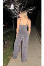 LEXI DREW Glittered Jumpsuit