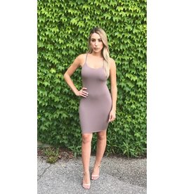 LEXI DREW Mini Bodycon Dress