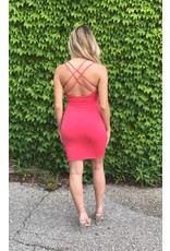 LEXI DREW 219 Mini Bodycon Dress