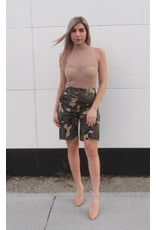 LEXI DREW Camo Shorts