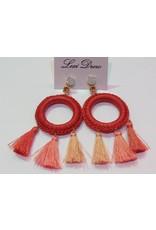 LEXI DREW Tassle Earring