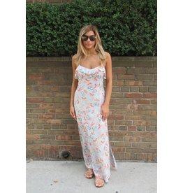 LEXI DREW Floral Dress
