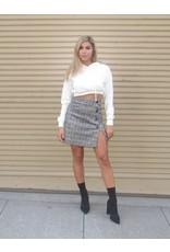 LEXI DREW Sweatshirt Crop