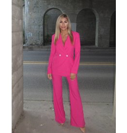 LEXI DREW Flare Suit Set