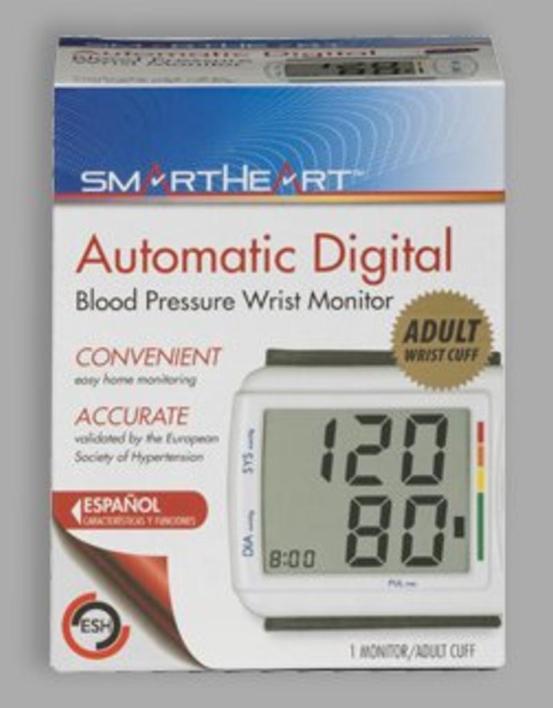 Veridian Healthcare Veridian Healthcare Automatic Digital Blood Pressure Arm Monitor